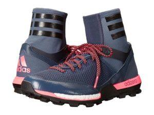 限7码: adidas 阿迪达斯 Adizero XT Boost 女款越野跑鞋