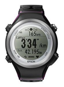 EPSON 爱普生 Wristable SF-810 GPS运动手表