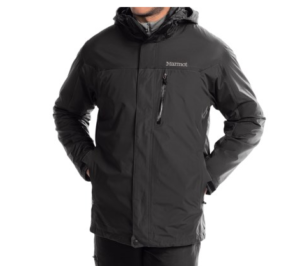 Marmot 土拨鼠 Ridgetop Component Jacket 男士三合一冲锋衣