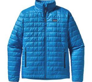 S码,Patagonia 巴塔哥尼亚 男士纳米超轻保暖透气拒水棉服