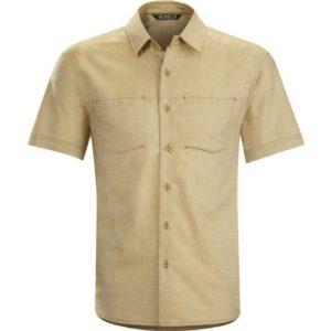 适合凑单  Arc'teryx 始祖鸟 Joffre SS 男士短袖衬衫 两色