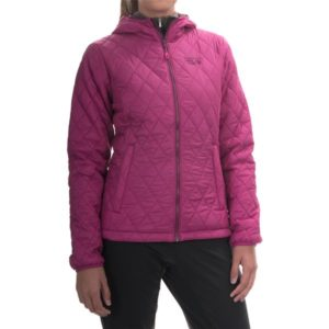 Mountain Hardwear 山浩 女士连帽保暖外套 2色