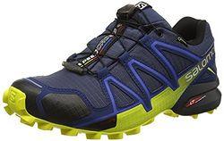 限尺码:Salomon 萨洛蒙 SPEEDCROSS 4 男式越野跑鞋