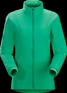 国内旗舰店1998元! Arcteryx Women's Gaea Jacket 始祖鸟女士保暖夹克