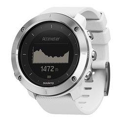 新低价: SUUNTO 颂拓 TRAVERSE 远征系列 GPS 户外运动手表(白色远征)