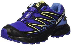 限36码: Salomon 萨洛蒙 女 越野跑鞋 WINGS FLYTE GTX W