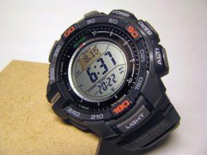 Casio卡西欧Protrek PRG-270-1 三重感应器男士登山表