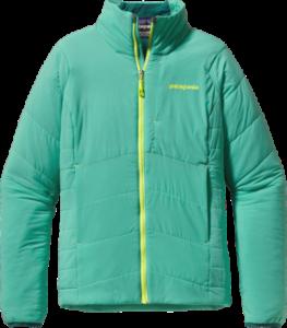 Patagonia 巴塔哥尼亚 女士纳米透气保暖外套