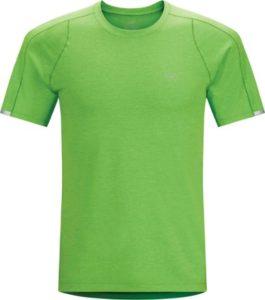 L码+白菜!Arcteryx 始祖鸟 UPF50防晒 男士短袖T恤