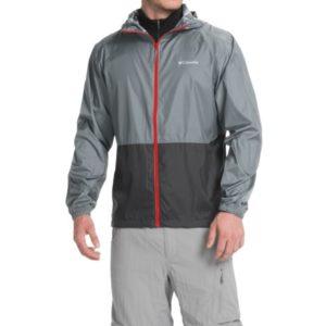 Columbia 哥伦比亚 男士防风雨夹克 到手约¥160