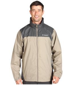 限US5码:Columbia 哥伦比亚 Glennaker Lake 男款防水外套