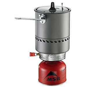 "MSR Reactor Stove 1升 ""反应堆"" 户外一体炉"