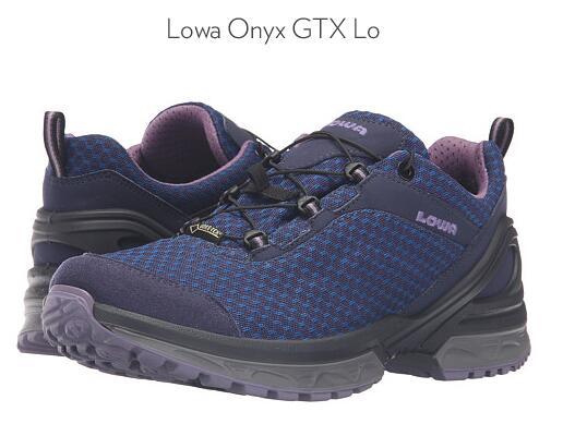 LOWA Onyx GTX Lo 女士 防水低帮徒步鞋