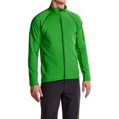 Marmot Stretch Fleece Jacket 土拨鼠 男款保暖防风抓绒外套
