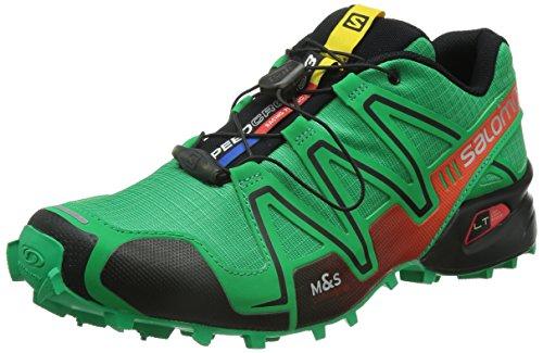 限尺码: SALOMON 萨洛蒙 SPEEDCROSS 3 男子越野跑鞋