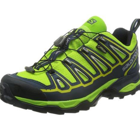 Salomon 萨洛蒙 男徒步鞋 X ULTRA 2 GTX