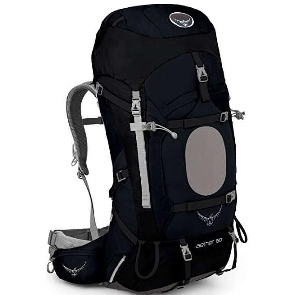 限L码: OSPREY Aether 苍穹 60L 户外徒步背包