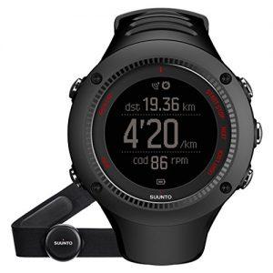 SUUNTO 颂拓 Ambit 3 Run 拓野3R 户外GPS跑步腕表(配心率带)