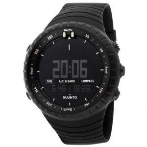 SUUNTO 颂拓 Core 核心 All Black SS014279010 深黑铝户外腕表