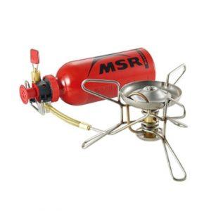 MSR Whisperlite Liquid-Fuel Stove 户外便携油炉