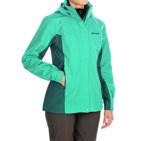 Marmot Palisades Gore-Tex Performance Shell Jacket 土拨鼠 女款冲锋衣