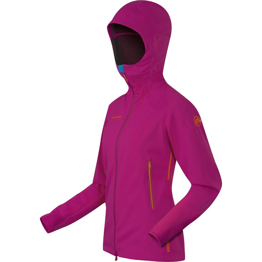 Mammut Ultimate Westgrat Jacket 猛犸象 女款软壳