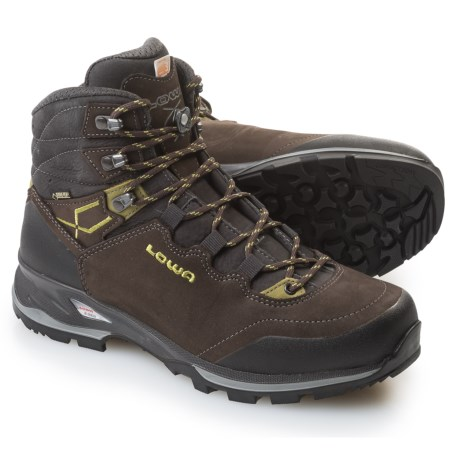 Lowa Lady Light Gore-Tex Hiking Boots 女款重装徒步登山鞋