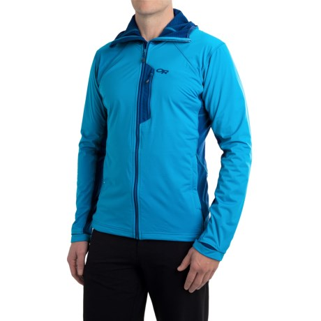 Outdoor Research Centrifuge Jacket 男款 防风保暖轻薄软壳外套