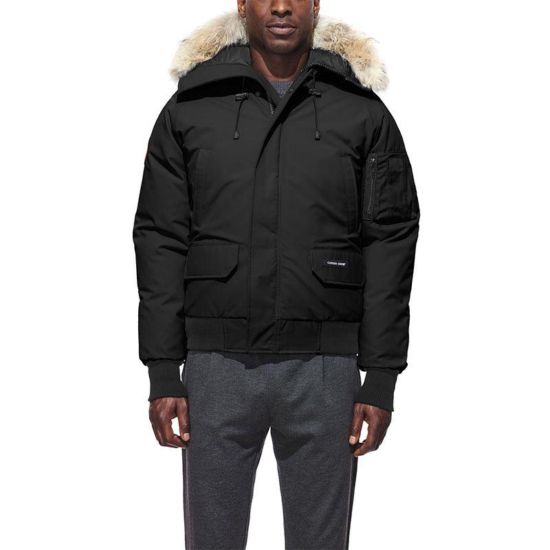 Canada Goose Chilliwack系列 男士羽绒服