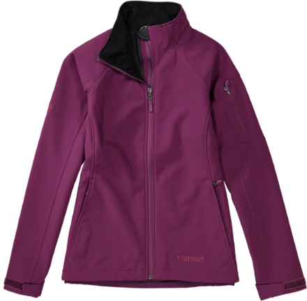 Marmot Gravity Softshell Jacket 土拨鼠 女款软壳外套
