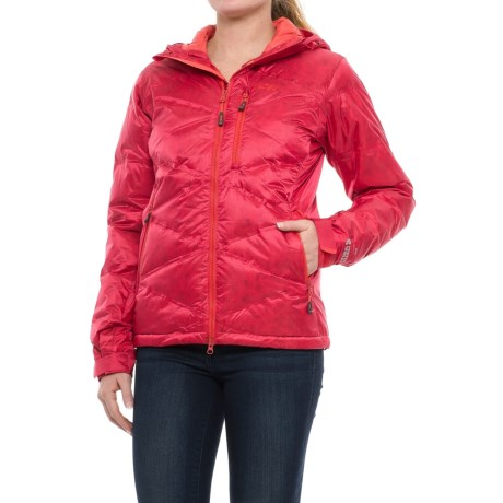 Outdoor Research Floodlight Down Jacket 女款 探照灯800蓬防水羽绒服