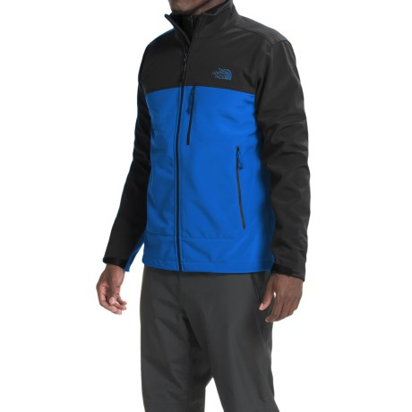 The North Face Apex Bionic Soft Shell Jacket 北面 男款防风软壳