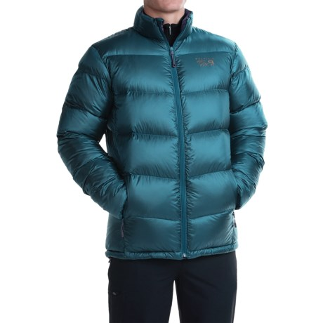 Mountain Hardwear Kelvinator Q.Shield® Down Jacket 山浩 男款650蓬羽绒服