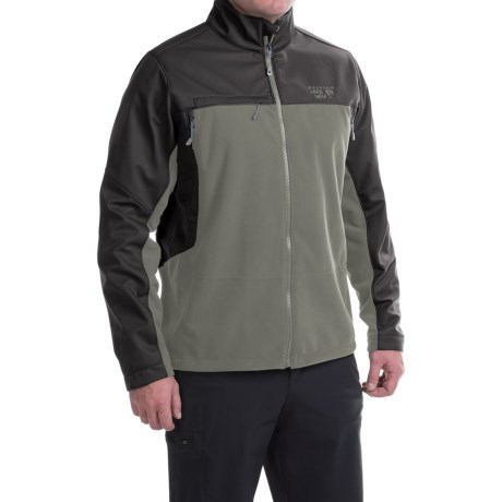 Mountain Hardwear Mountain Tech II Jacket 山浩 男款软壳