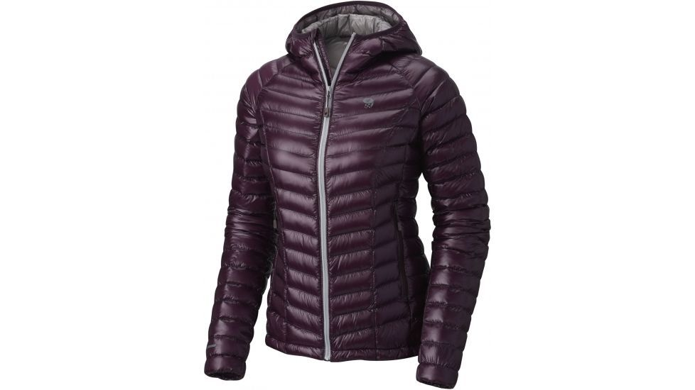 Mountain Hardwear Ghost Whisperer Hooded Down Jacket 山浩 女款鬼语者羽绒服
