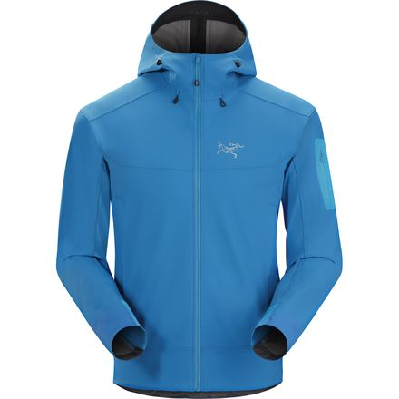 Arc'teryx Epsilon LT Softshell Hooded Jacket 始祖鸟 男款连帽软壳
