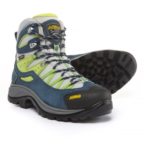 Asolo Swing GV Gore-Tex® Hiking Boots 阿索罗 女款中帮徒步登山鞋