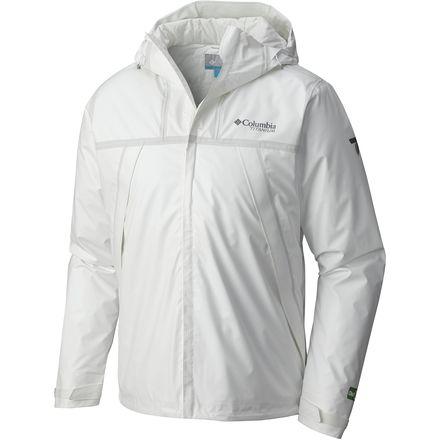 Columbia Titanium Outdry Ex Eco Insulated Jacket 哥伦比亚 男款防水外套