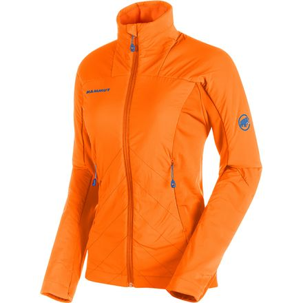 Mammut Eigerjoch IN Hybrid Insulated Jacket 猛犸象 女款极限系列保暖夹克