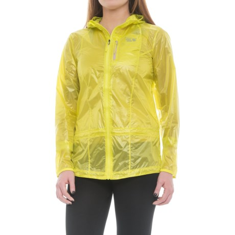 Mountain Hardwear Ghost Lite Jacket 山浩 女款皮肤风衣