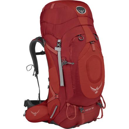 Osprey Packs Xena 70L Backpack 小鹰 女款轻量户外徒步登山背包