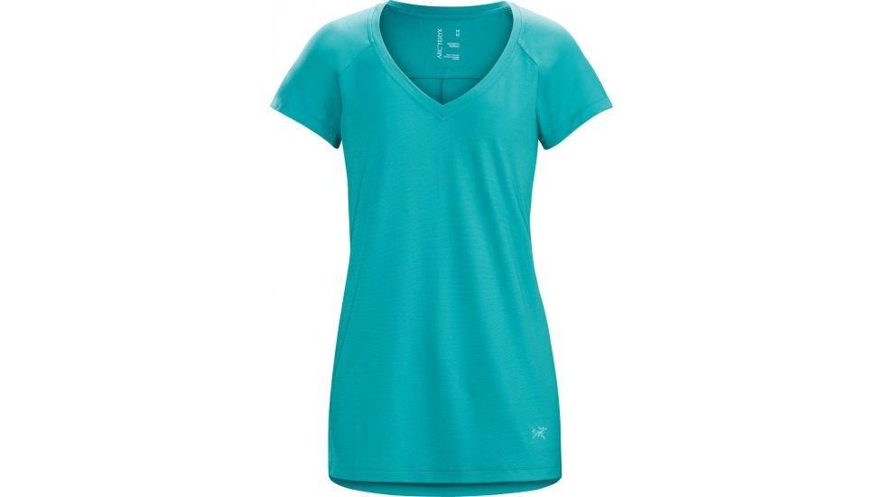 Arc'teryx A2B V-Neck 始祖鸟 女款V领短袖T恤