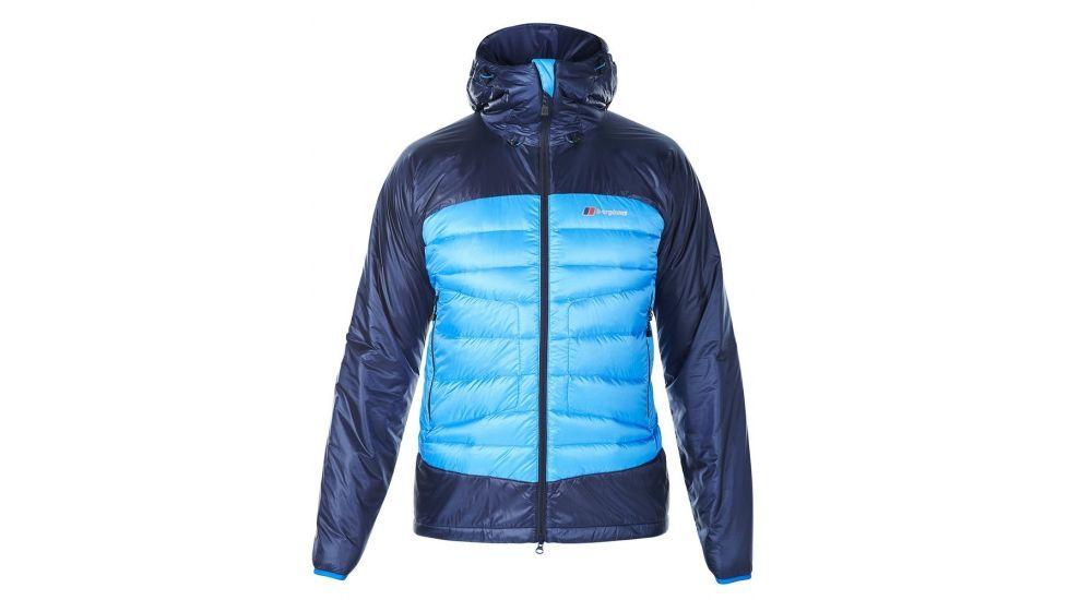 Berghaus Asgard Hybrid Jacket 贝豪斯 男款保暖羽绒服