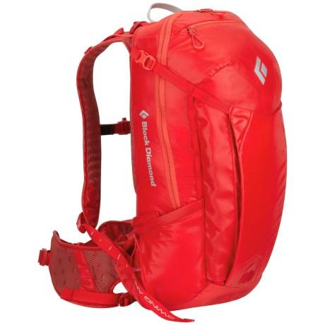 Black Diamond Equipment BlaNitro 22 Backpack 黑钻 轻量户外登山背包