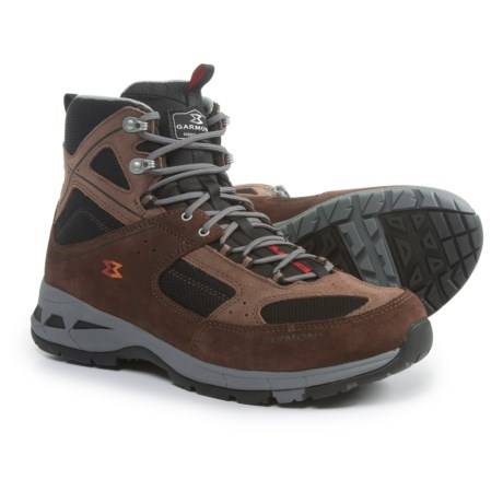 Garmont Trail Beast Mid Gore-Tex® Hiking Boots 噶蒙特 男款户外防水徒步鞋