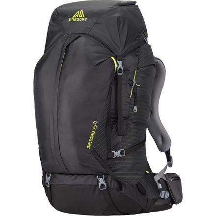 Gregory Baltoro GZ 75L Backpack 格里高利 男款太阳能户外重装登山包