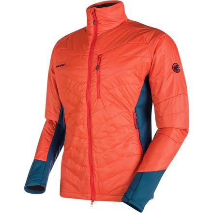 Mammut Foraker Advanced Insulated Jacket 猛犸象 男款轻量款棉服