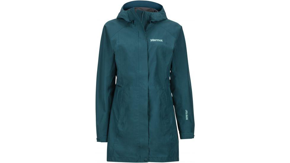 Marmot Essential Jacket 土拨鼠 女款防水冲锋衣