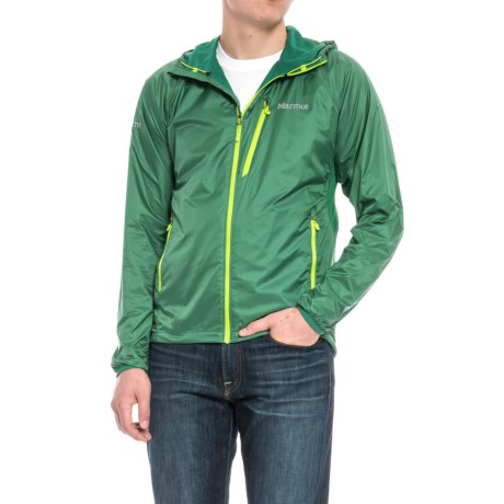 Marmot Ether DriClime® Hooded Jacket 土拨鼠 男款皮肤衣