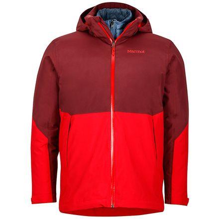 Marmot Featherless Component Jacket 土拨鼠 男款三合一保暖冲锋衣